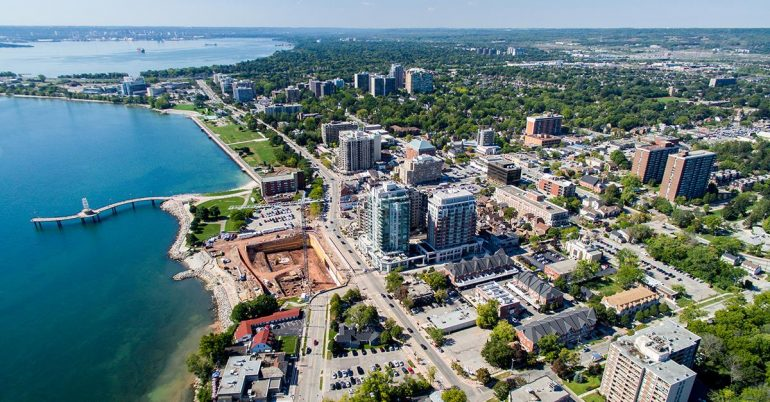 Burlington Had The Highest Rise In GTA Home Prices In November